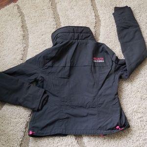 Hollister Jackets & Coats - Hollister California girls jacket small coat